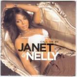 Janet Jackson - & Nelly CALL ON ME 2 MIXES CDS