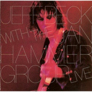 Jeff Beck With The Jan Hammer Group - Live LP - Vinyl Record - LP