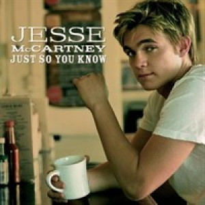 Jesse McCartney - Just So You Know PROMO CDS - CD - Album