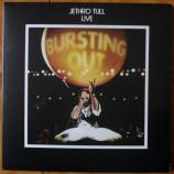 Jethro Tull - Live - Bursting Out LP