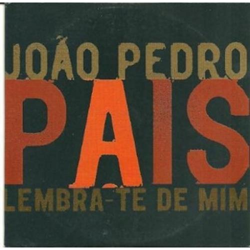 joao pedro pais lembrate de mim promo cd album at