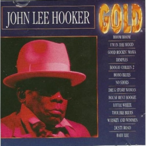 John Lee Hooker - Gold CD - CD - Album