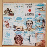 John Lennon & The Plastic Ono Band - Shaved Fish LP