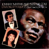 Johnny Mathis And Natalie Cole - Unforgettable - A Tribute To Nat King Cole 3LP