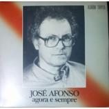 Jose Afonso - Agora E Sempre LP