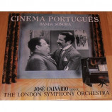 Jose Calvario  The London Symphony Orchestra - Cinema Portugues - Banda Sonora LP