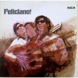Jose Feliciano - Feliciano! LP