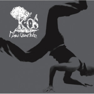 K-Os - Man I Used To Be PROMO CDS - CD - Album