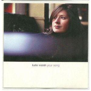 kate walsh - your song ACETATE CD - CD - CDr