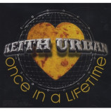 Keith Urban - Once in a Lifetime PROMO CDS