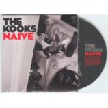 kooks - Naive 2 track Euro CDS