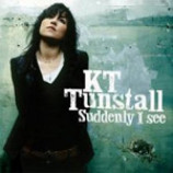 Kt Tunstall - Suddenly I See PROMO CDS