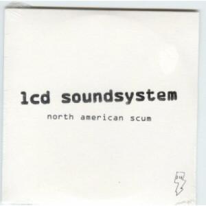 LCD Soundsystem - North American Scum 1 Track PROMO CDS - CD - Album