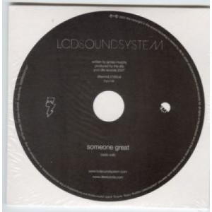 LCD Soundsystem - Someone Great PROMO CDS - CD - Album