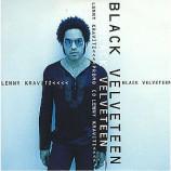 Lenny Kravitz - Black velveteen PROMO CDS
