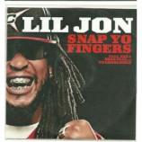 lil jon - snap yo fingers ACETATE CD
