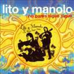 Lito y Manolo - No pares sigue sigue PROMO CDS - CD - Album
