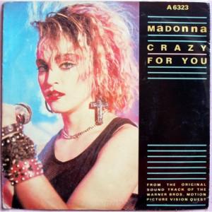 Madonna - Crazy For You 7