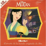 Marie-Therese Orain - Extraits De La Bande Originale Du Film Mulan CD