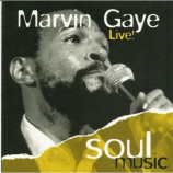 Marvin Gaye - Live! CD