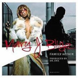 Mary J Blige - Family Affair CDS