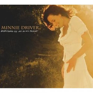 Minnie Driver - Everything I've Got In My Pocket Euro CDS - CD - Single