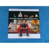 Moby - new york new york DEBBIE HARRY PROMO CDS