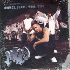 MVP - Bounce  Shake  Move  Stop! Remixes CDS - CD - Single