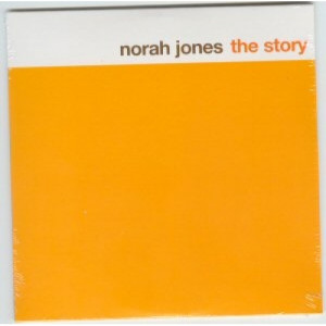 NORAH JONES - The Story PROMO CDS - CD - Album