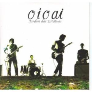 oioai - Jardim das Estatuas PROMO CDS - CD - Album