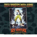 Pato Banton with Sting - Spirits In The Material World CD
