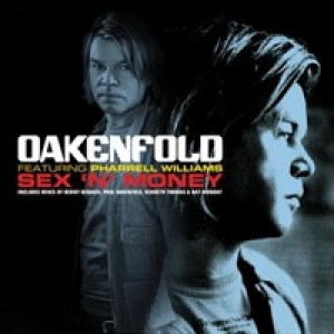 Paul Oakenfold - Sex N Money PROMO CDS - CD - Album