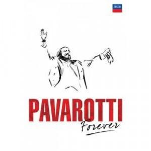 Pavarotti - Forever DVD - CD - Digi CD + DVD