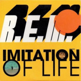 R.E.M. - Imitation Of Life PROMO CD-SINGLE