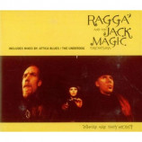 Ragga And The Jack Magic Orchestra - Where Are They Now? CD