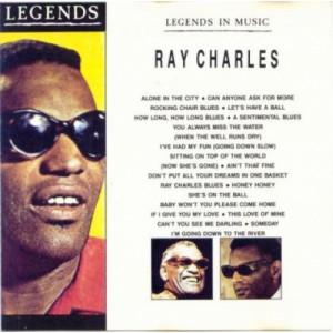 Ray Charles - Legends CD - CD - Album
