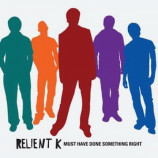 Relient K - Must have done something right PROMO CDS