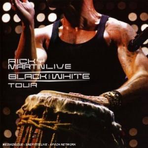 Ricky Martin - Live: Black and White Tour CD+DVD - CD - Digi CD + DVD