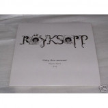 Royksopp - Only This Moment Euro 1-track promo CD