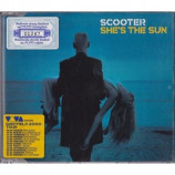 Scooter - She's The Sun CD-SINGLE