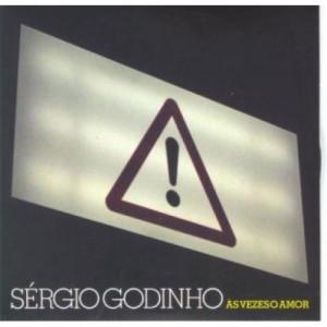 Sergio Godinho - as vezes o amor PROMO CDS - CD - Album