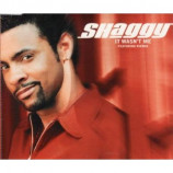 Shaggy - It Wasn't Me CDS