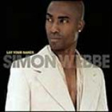 Simon Webbe - Lay Your Hands PROMO CDS