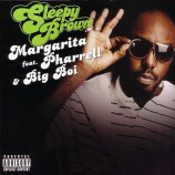 Sleepy Brown - Margarita feat Pharrell & Big Boi PROMO CDS