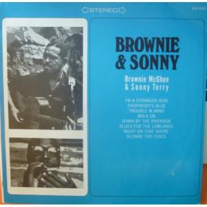 Sonny Terry & Brownie McGhee - Brownie & Sonny LP - Vinyl - LP