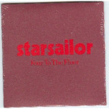 Starsailor - Four To the Floor Euro prOmO cd-single