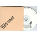 Starsailor - This Time PROMO CDS
