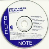 Stefon Harris & Blackout - Evolution PROMO CDS