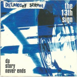 The 13th Sign - Delancey Street CD