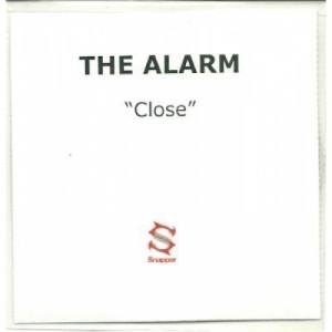the alarm - close ACETATE CD - CD - CDr